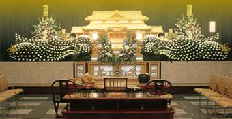 中型祭壇・大 祭壇幅:5.4m